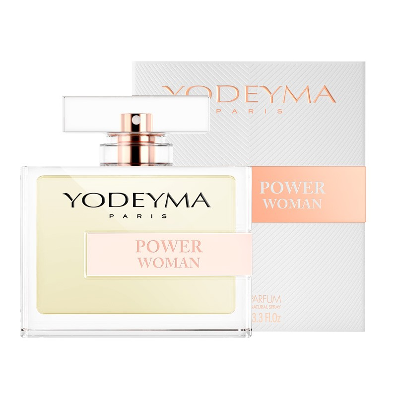 Yodeyma Paris POWER WOMAN Eau de Parfum 100 ml