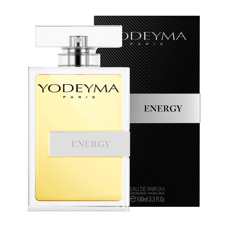 Yodeyma Paris ENERGY  Eau de Parfum 100 ml