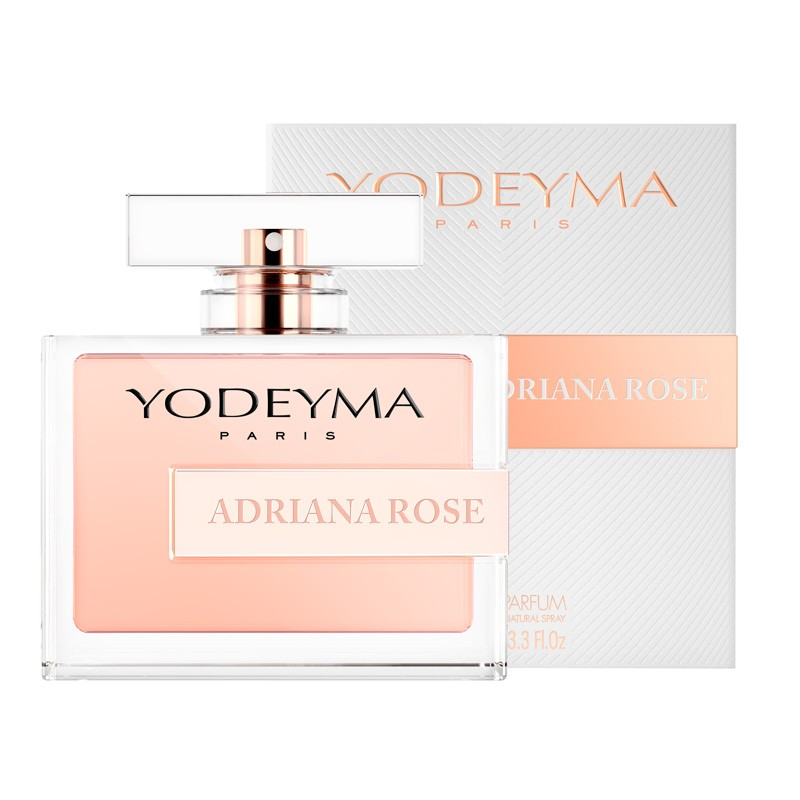 Yodeyma Paris ADRIANA ROSE Eau de Parfum 100 ml