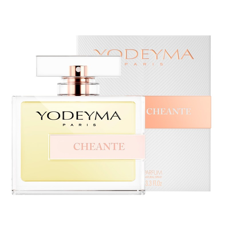 Yodeyma Paris CHEANTÉ Eau de Parfum 100 ml