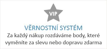 Věrnostní systém Body line